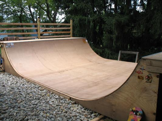 Backyard Skatepark Plans : Xtreme Projects  Bolo